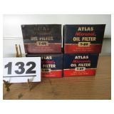 ATLAS T-89 OIL FILTERS