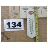 5 NOS AMOCO THERMOMETERS