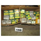 LOT OF HOSE CLAMPS