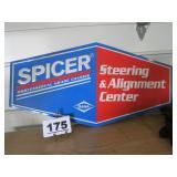 SPICER COMPONENT SIGN