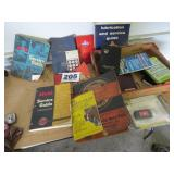 AUTOMOTIVE RELATED MANUALS
