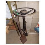 Model T Steering wheel