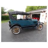 26 Ford Model T Touring