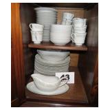SET OF TAIHEI CHINA, SERVICE FOR 12 + SERVING