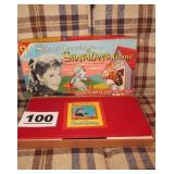 SHARI LEWIS IN SHARILAND GAME, TRANSOGRAM