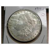 1884O MORGAN SILVER DOLLAR