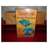 REPRO SNAP-ON TOOLS SIGN