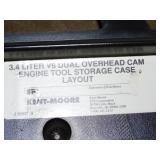 KENT MOORE J38621-3 3.4 LITER OHC TOOL KIT