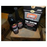 (43) CASES OF GUMOUT FUEL SYSTEM CLEANER KITS