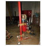 FRAME PULLING TOWER/POST
