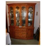PENNSYLVANIA HOUSE OAK CABINET