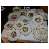 INTERESTING PLATES & WARES