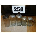 KITCHEN SPICE CONTAINERS