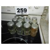 KITCHENSPICE CONTAINERS