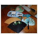 LAMP SHADE FANS & MORE