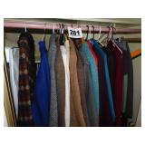 LOT OF WOMENS COATS