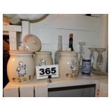 COOKIE JARS & MORE