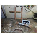 BOYSCOUT HATCHET & WINDER