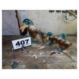 CERAMIC DUCKS -------NEED MORE INFO-------