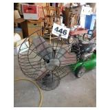 IND. AIRMASTER LARGE FAN