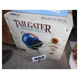 TAILGATER CHARCOAL GRILL