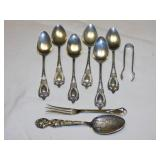 STERLING FLATWARE (97.2 DWT)
