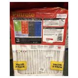 3 2-Pack Filtrete Air Filters, 16x20x1,