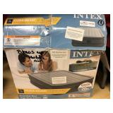 Intex Dura-Beam Queen Size Air Mattress,