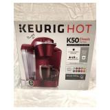 Keurig Hot K50 Classic Series Single Serve Coffee