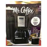 Mr Coffee 12 Cup Programmable Coffeemaker,