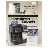 Hamilton Beach Flex Brew Coffee Maker