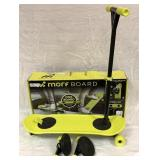 Morf Board Scoot & Skate, open box