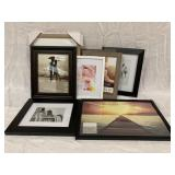 8 Picture Frames