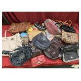 Assorted Lot of Purses
