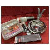 Mixed Lot of Kitchen Accessories - Kitchen Aid