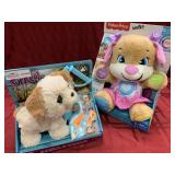 2 Items - Fisher Price Smart Stages Sis, open box,