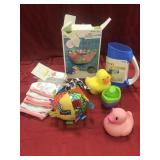 7 Miscellaneous baby items