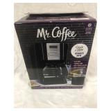 Mr. Coffee advanced brew programable coffee maker