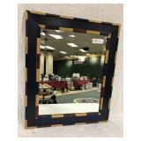 "Decorator Mirror 25"" x 21"""