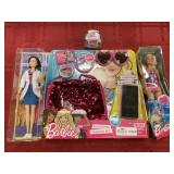 4 Items - Barbie Electronic Fashion Set,