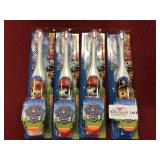 4 Paw Patrol Spinbrush Toothbrushes