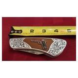 Colt single blade knife Colt 1911 automatic FM