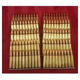 100 rounds .223 caliber Remington ammunition