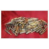 100 rounds .223 caliber mixed maker ammunition