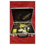 Intec Box with fly fishing tackle