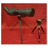 Optics 20-60x60 with Tripodo and carry bag