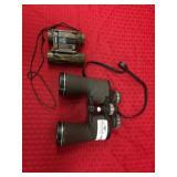 2 pair binoculars, Siam Cat 10 x 50, Realtree 8 x