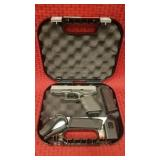 Glock 19 Gen 4 USA 9mm semi automatic pistol with