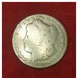 1880 Liberty Silver Dollar