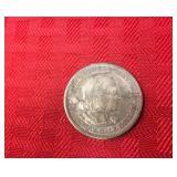 1893 Columbian American Half Dollar